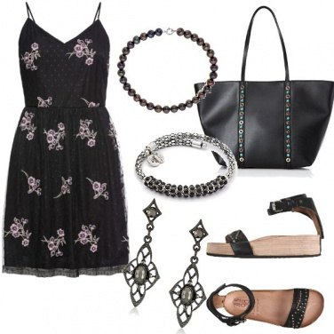 Outfit Black mood