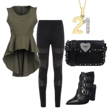 Outfit 21 anni