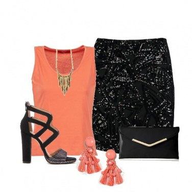 Outfit Roupa de festa