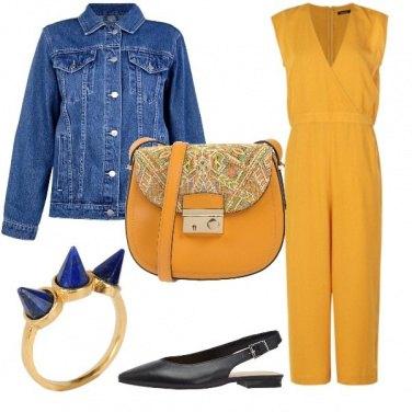 Outfit Denim e jumpsuit