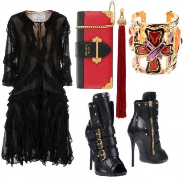 Outfit Rock #1075