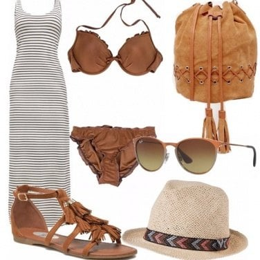 Outfit Beach essentials