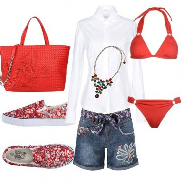 Outfit Pronti per il mare di maggio