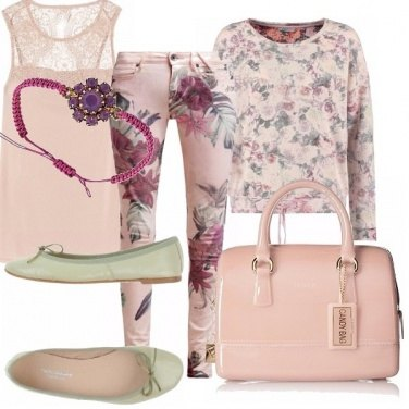 Outfit Flowersmania