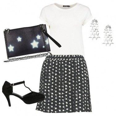 Outfit Pioggia di stelle