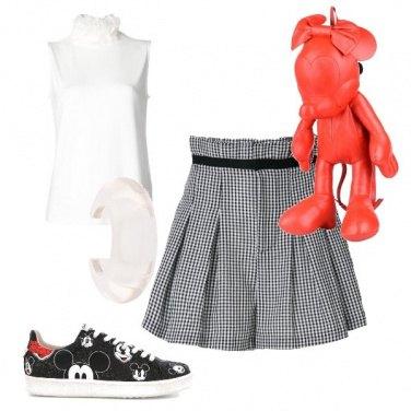 Outfit Super topolino