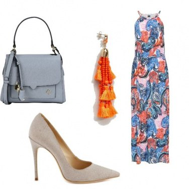 Outfit Etnico #818