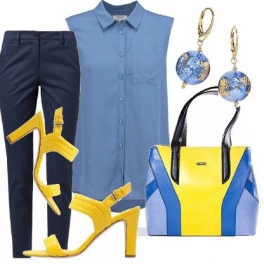 Outfit #pinko bag
