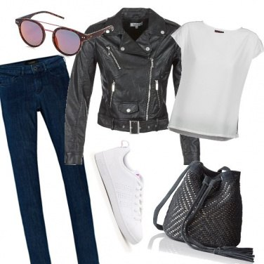 Outfit Simple 90\'