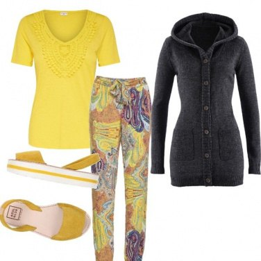 Outfit Etnico #820
