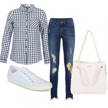 Outfit Chic #4242