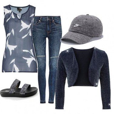 Outfit Turista in citta\'