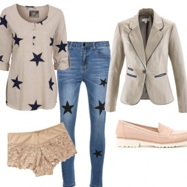 Outfit Stars look