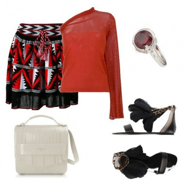 Outfit Etnico #824
