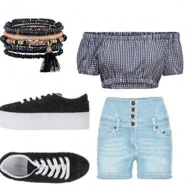 Outfit Ragazza svampita