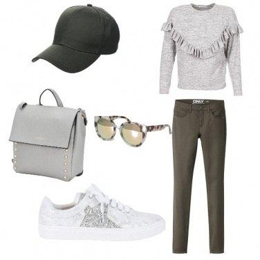 Outfit Comodamente chic