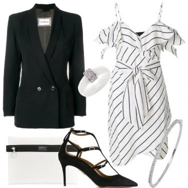 Outfit Bianco e nero by Beatrice Bianchi