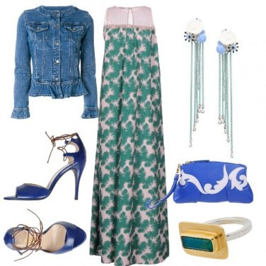 Outfit Trendy jungle