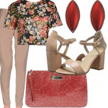 Outfit Pranzo in love