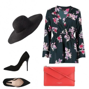 Outfit Trendy #7001