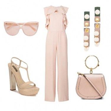 Outfit Cerimonia semplice ed elengante