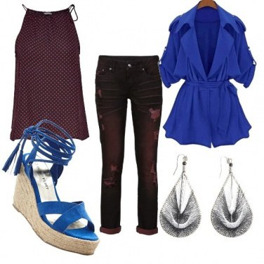 Outfit Trendy #7006