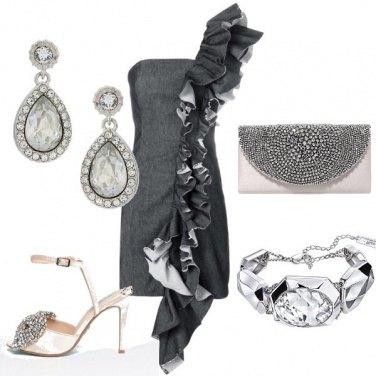 Outfit Diamond girl