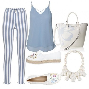 Outfit Espadrillas
