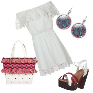 Outfit Bianco ... must estivo