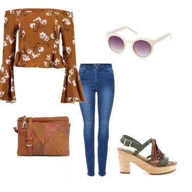 Outfit Etnico #843