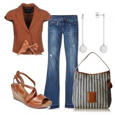 Outfit Semplici mai banali
