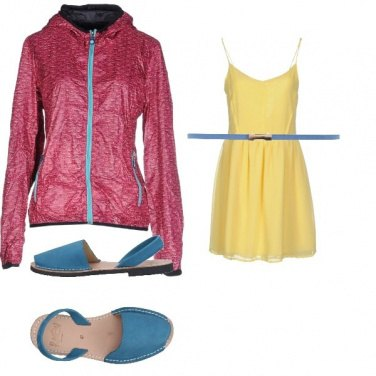 Outfit Fresche sere d\'estate.