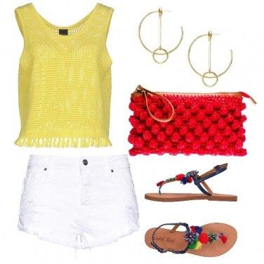 Outfit Baia Blanca beach
