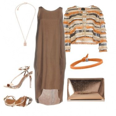 Outfit Brown comfort