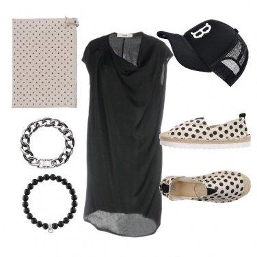 Outfit Il caldo in città.