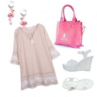 Outfit Rosa & Rosa