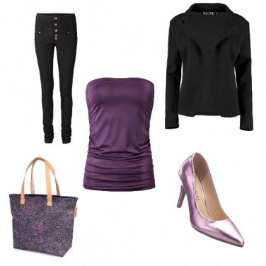 Outfit Trendy #7078