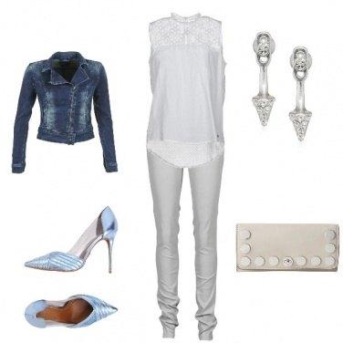 Outfit Sdrammatizza lo stiletto