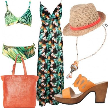 Outfit Tropical by Beatrice Bianchi