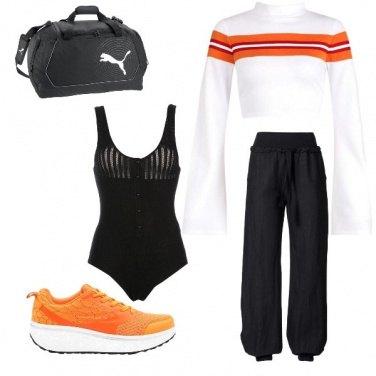 Outfit Sport e classe
