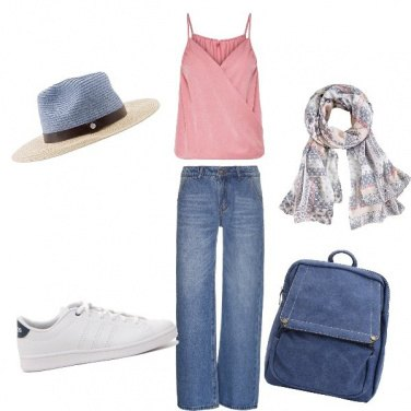 Outfit Look Urban Trendy per Glo