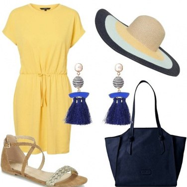 Outfit Cappello chic by Beatrice B.