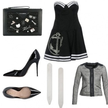 Outfit Sexy #881