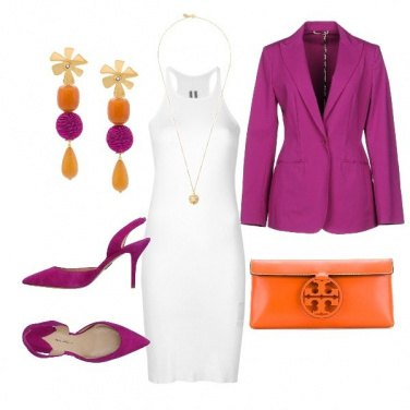 Outfit Color block #02