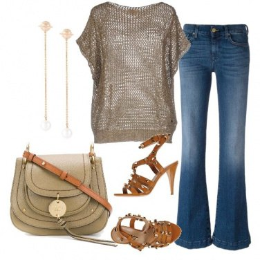 Outfit Natural chic