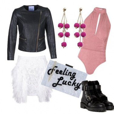 Outfit Angel&demon