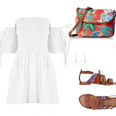 Outfit Etnico #869