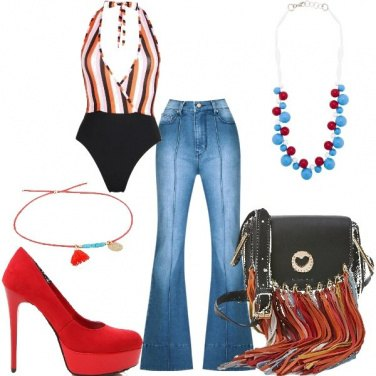 Outfit Trendy #7146