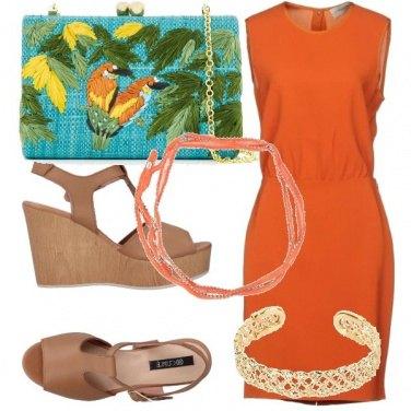 Outfit Orange bids