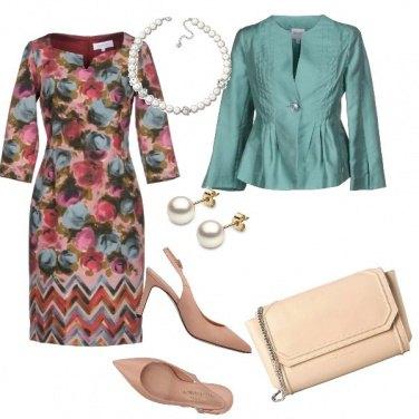 Outfit Fantasia mista
